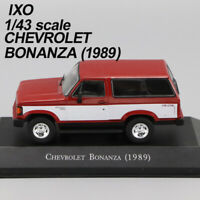 1/43 IXO CHEVROLET BONANZA (1989) Die Cast Car Model Rare Collection