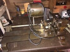 New listing Vintage Commercial Watch Makers Lathe