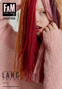 Lang Yarns Fatto a Mano FAM 265 Collection