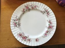 2 x Royal Albert Lavender Rose Dinner Plates (2nd Quality)