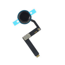 """Replacement Home Button Flex Cable For Apple iPad Pro 9.7"""" Black Ribbon Repair"""
