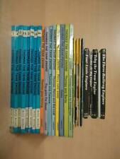 THOMAS THE TANK ENGINE - LOT OF 25 BOOKS - THE THREE RAILWAY ENGINES +