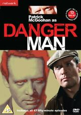 Danger Man - The Complete Series - DVD Boxset