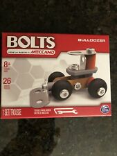 Meccano Bolts (Bulldozer)