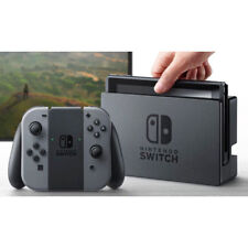 Nintendo Switch - 32GB Gray Console (with Gray Joy-Con) Free Priority Shipping