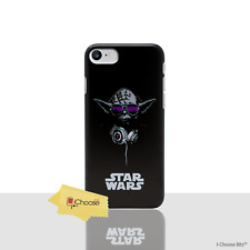 "Star Wars Funda / para Apple Iphone 7 (4.7"") / Plástico Rígido / Yoda"