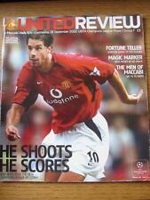 18/09/2002 Manchester United v Maccabi Haifa [European Cup] (No apparent faults)