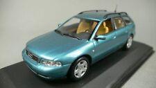 AUDI A4  AVANT  1999  light blue   MINICHAMPS 430018410