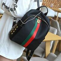 Women Lady Nylon Backpack Girls School Backpack Travel Handbag Shoulder Bag..