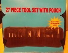 27 Piece Tool Set with Pouch