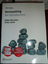 Accounting: An Introduction by Eddie McLaney, Peter Atrill (Paperback, 2010)