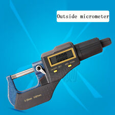 Outside Micrometer 0.001mm 0-25mm Digital Display Gauge Electronic