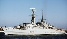28 MAJOR ROYAL NAVY WARSHIPS THAT PARTICIPATED IN THE FALKLANDS WAR OF 1982 -HMS