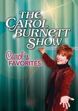 Carol Burnett Show: Carol's Favorites [2 Discs] DVD Region 1