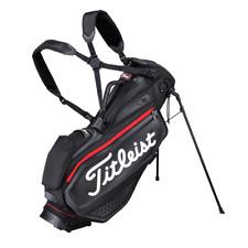 Titleist Japan Golf Caddy Carry JET Premium Stand Bag 9.0in TB20SXSF Black