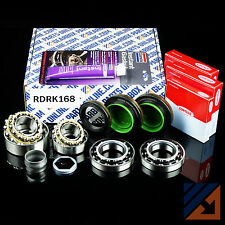BMW 1 Series 118 D rear diff axle o.e.m. bearings seals overhaul kit