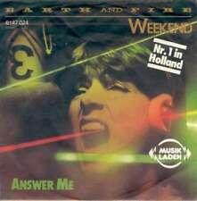 "Earth And Fire - Weekend (7"", Single) Vinyl Schallplatte - 25389"