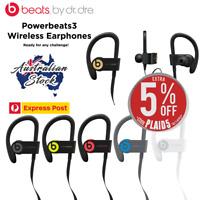 New Beats by Dr. Dre Powerbeats 3 Wireless In-Ear Earphones (10 Colours) Express