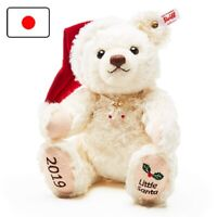 Steiff Teddy  Bear  Little Santa Crystal 2019 from Japan