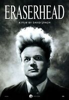 Eraserhead movie poster : 11 x 17 inches  :  David Lynch