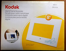 "NEW Kodak Faceplate Whiteboard 8451478 (8"" Digital Frame SV811 EX811)"
