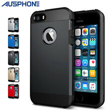 iPhone 7 / 6 / 6S Plus Hybrid Heavy Duty Shockproof Armor Case Cover For Apple