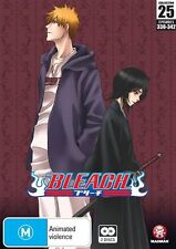 Bleach Collection 25 (Eps 330-342) NEW R4 DVD