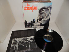 THE STRANGLERS AURAL SCULPTURE 1985 EPIC BFE 39959 Sterling A super clean NM LP