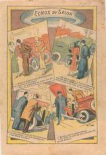Echos du Salon de l'Auto Grand Palais Car Voiture Visiteurs Paris 1932