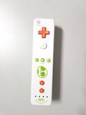 original Wii Remote Motion Plus Controller Yoshi Edition gut erhalten