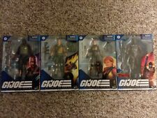 G.i. Joe Classified Lot Duke Roadblock Scarlet Cobra Island