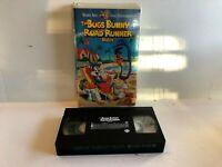 The Bugs Bunny Road Runner Movie (VHS, 1998, Clam Shell) Cartoon HTF RARE