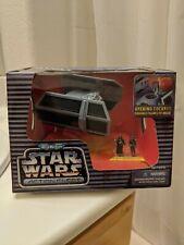 Micro Machines Action Fleet Darth Vader TIE Fighter