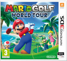 Mario Golf World Tour (Super Mario) Nintendo 3DS NINTENDO