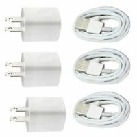 USB Charger Cord Adapter Lightning Sync Data Cable For  iPhone XS Max X 8 7 6S