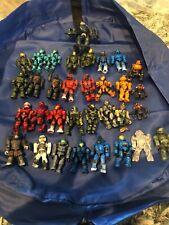 HALO Mega Bloks Lot Mini Figures