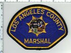 Los Angeles County Marshal (California) Shoulder Patch