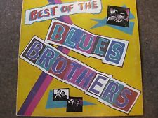 BEST OF THE BLUES BROTHERS LP 33 RPM ALBUM