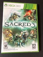 Sacred 3 [ XBOX ONE Compatible ] (XBOX 360) NEW