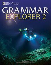 Gramática Explorer 2 Libro del alumno nuevo libro de bolsillo Rob Jenkins, Staci Sabbagh jo
