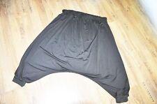 myo-layer Look Jersey Bedouin - Harems - Trousers Black XXL, XXXL, XXXXL