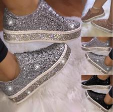 Женские спортивные кроссовки на шнуровке платформа повседневная обувь комфорт туфли-лодочки