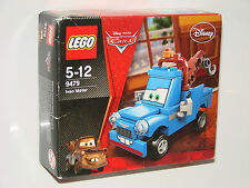 LEGO ® CARS 9479 Ivan MATER NUOVO OVP NEW MISB NRFB