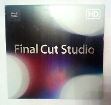 Apple Final Cut Studio 3 HD - Mise a niveau ! avec Licence + Facture de vente
