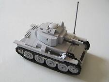 Lego WW2 GERMAN Vehicle PzKpfw 38(t) TANK Artillery NEW