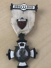 More details for antique silver & enamel stewards jewel - royal masonic institute for girls 1926