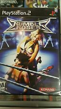 Rumble Roses (Sony PlayStation 2, 2004)