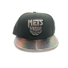 Brooklyn Nets New Era 9FIFTY NBA Snapback Cap Hat Medium - Large