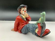 Gilde Clown Froschkönig 10,5 cm. Top Zustand
