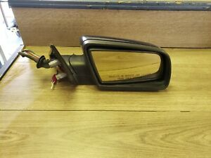 2005 BMW 530i SIDE MIRROR RIGHT PASSENGER SIDE OEM